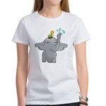 Elephant gardener Women's T-Shirt