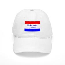 Nebraska Liberal Ball Baseball Cap