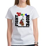 Fight Hope Cure Autism Tee