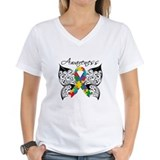 Awareness Butterfly Autism Shirt