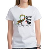 Never Give Up - Autism Tee
