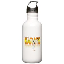 Karate Sports Water Bottle