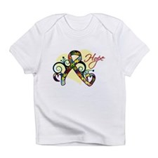 Hope Ribbon - Autism Infant T-Shirt