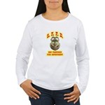 S.F.F.D. Women's Long Sleeve T-Shirt
