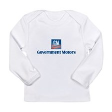 Government Motors Detroit Long Sleeve Infant T-Shi