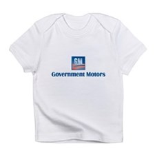Government Motors Detroit Infant T-Shirt