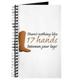 17 Hands Journal