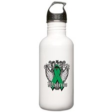 Liver Cancer Warrior Water Bottle