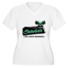 Liver Cancer Survivor T-Shirt