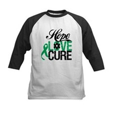 Hope Love Cure Liver Cancer Tee