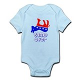 Democrats Game Over Onesie