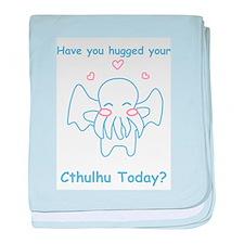Cthulhu Hug baby blanket