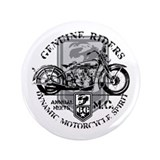 "Bikers 3.5"" Button"