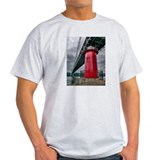 Little Red Lighthouse T-Shirt