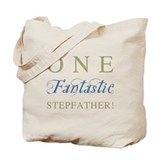 One Fantastic Stepfather Tote Bag