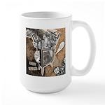 Chaos Rise Up Large Mug
