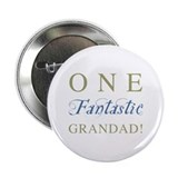 "One Fantastic Grandad 2.25"" Button (100 pack)"