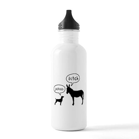 Jagdterrier Stainless Water Bottle 1.0L