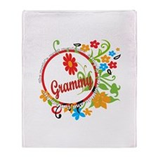 Wonderful Grammy Throw Blanket