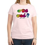 Got ASL? Rainbow SQ CC Women's Light T-Shirt