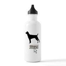Patterdale Terrier Sports Water Bottle
