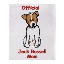 JR Mom - Throw Blanket