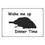 Wake Up for Dinner Banner