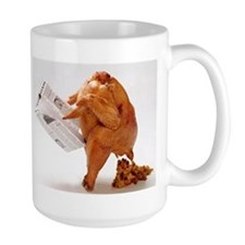 Thanksgiving Funny Turkey Mug