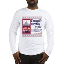 Amplify Everything Long Sleeve T-Shirt