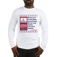 Hard Times Long Sleeve T-Shirt