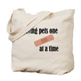 Cool Vet tech Tote Bag