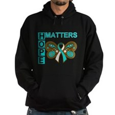 Hope Matters Cervical Cancer Hoodie