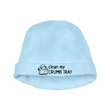 Toaster Kitchen Cook Humor baby hat