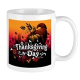 Thanksgiving Day Mug