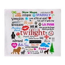 Twilight Memories Throw Blanket