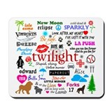 Twilight Memories Mousepad