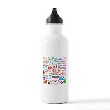 Twilight Memories Water Bottle