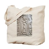 Hieroglyphs--Tote Bag