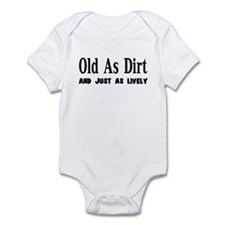 Funny Humor Unique Shirt Infant Bodysuit
