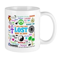 LOST Memories Small Mugs