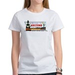 Welcome To Arizona Women's T-Shirt