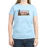 Welcome To Arizona Women's Light T-Shirt