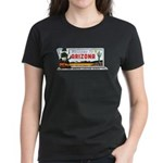 Welcome To Arizona Women's Dark T-Shirt