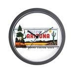 Welcome To Arizona Wall Clock
