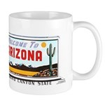 Welcome To Arizona Mug