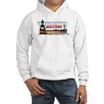 Welcome To Arizona Hooded Sweatshirt