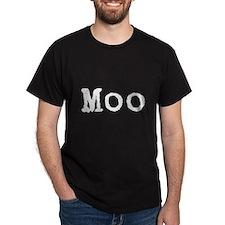 """Moo"" T-Shirt"