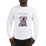 Funny Pretty dog Long Sleeve T-Shirt