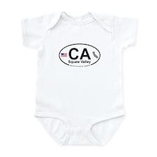 Squaw Valley Infant Bodysuit