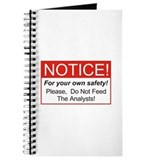 Notice / Analysts Journal
